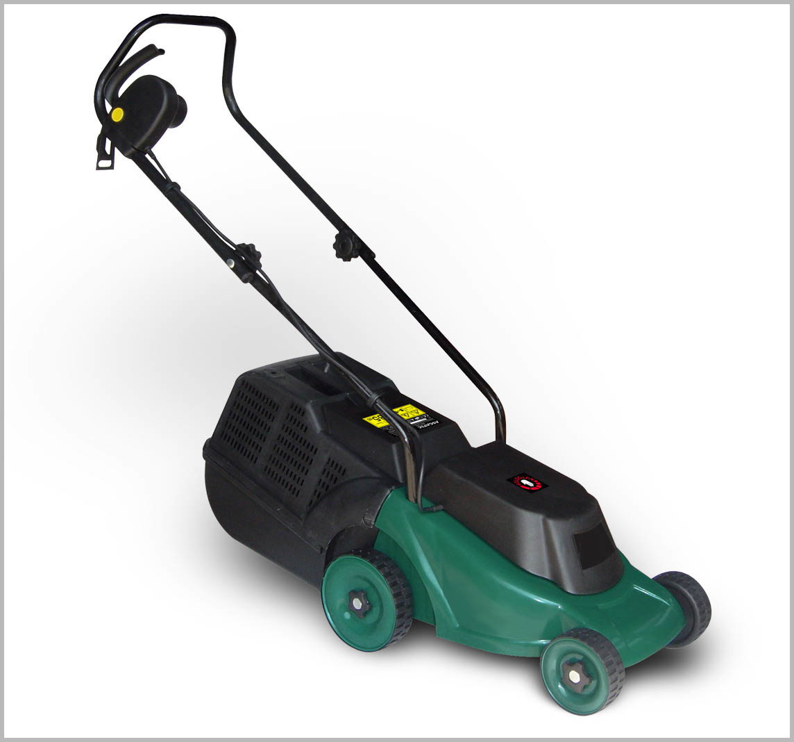 China Electric Lawn Mower Elm 900 China Lawn Mower Gasoline Lawn Mower