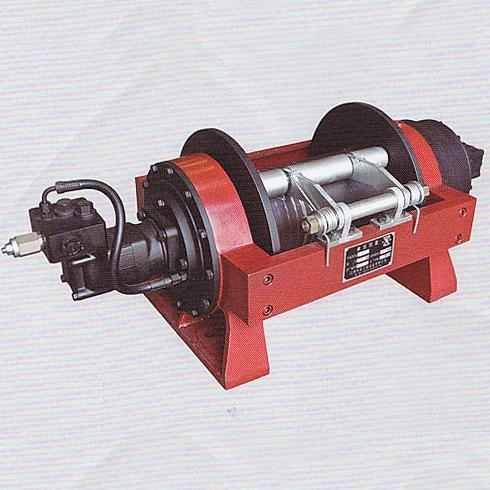 Hydraulic Winch (10 ton) (YJP100)