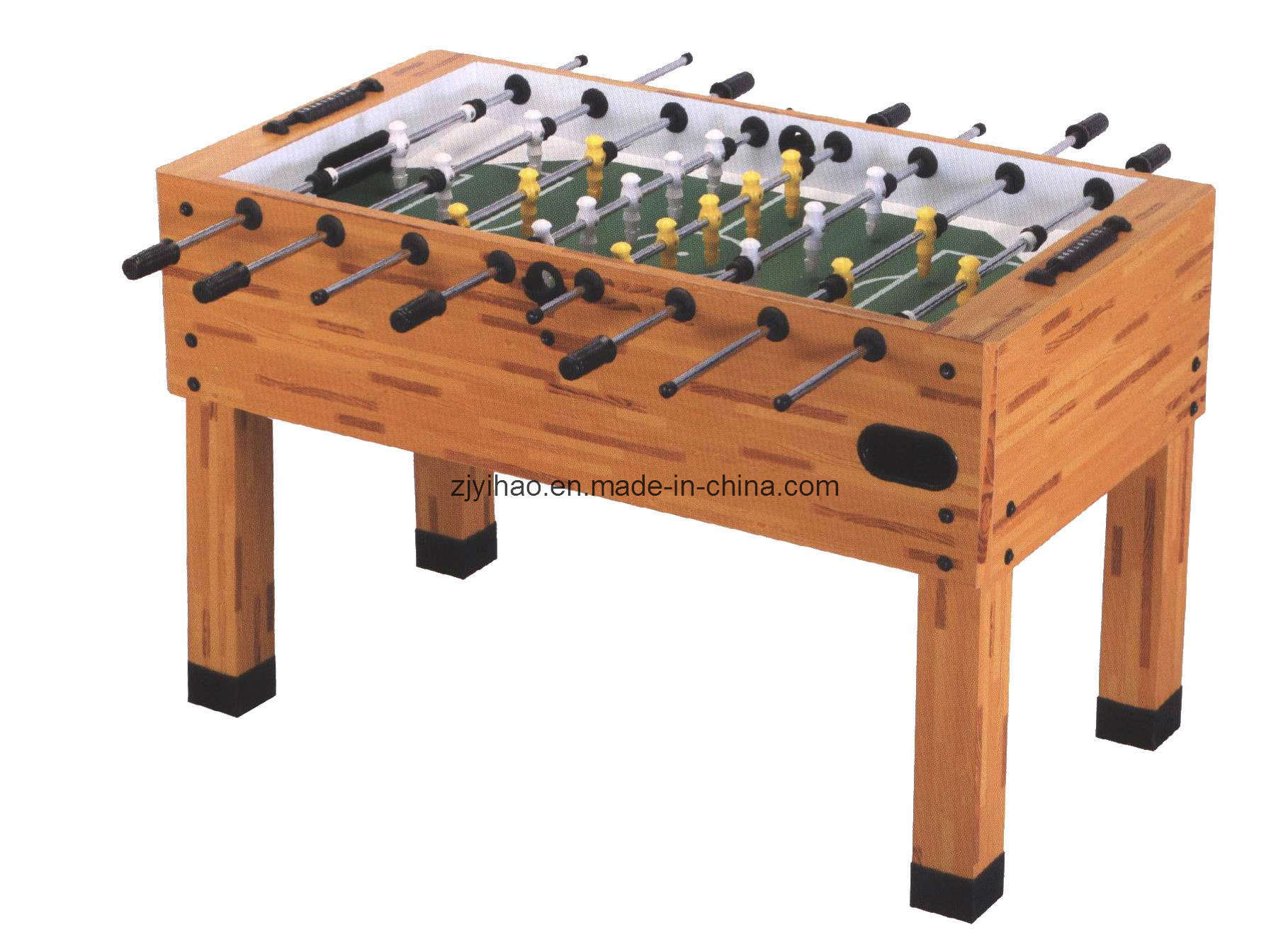 China mini foosball soccer table yh 111 china foosball for Y h furniture trading