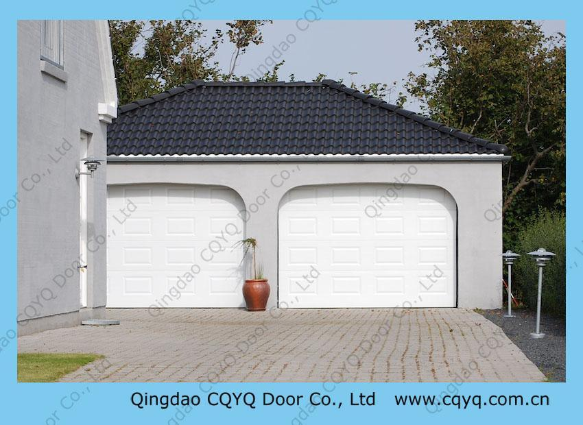 Residential Sectional Garage Door : China residential sectional garage door home