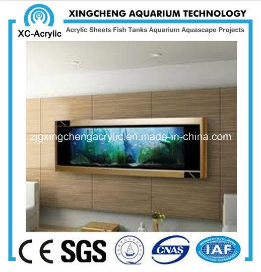 hängendes aquarium