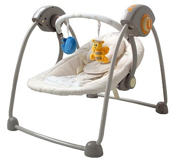 China Smart Electric Swing Ty 002 China Electric Baby