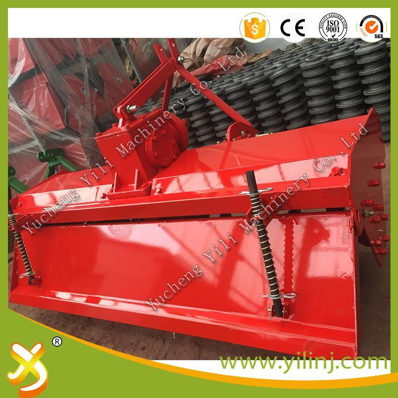 "Hot Sale ISO Approved Chain&Gear Drive ""Rotary Tiller"""