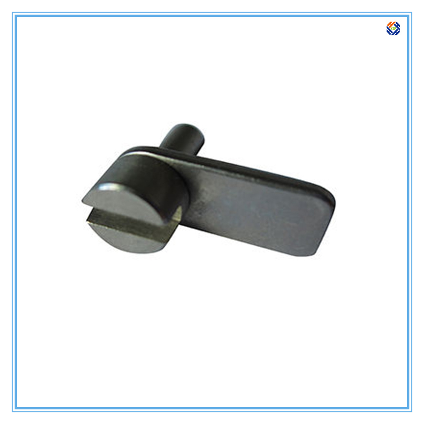 Stainless Steel Stamping Part with SUS304, Plastic Insert, OEM Accepted