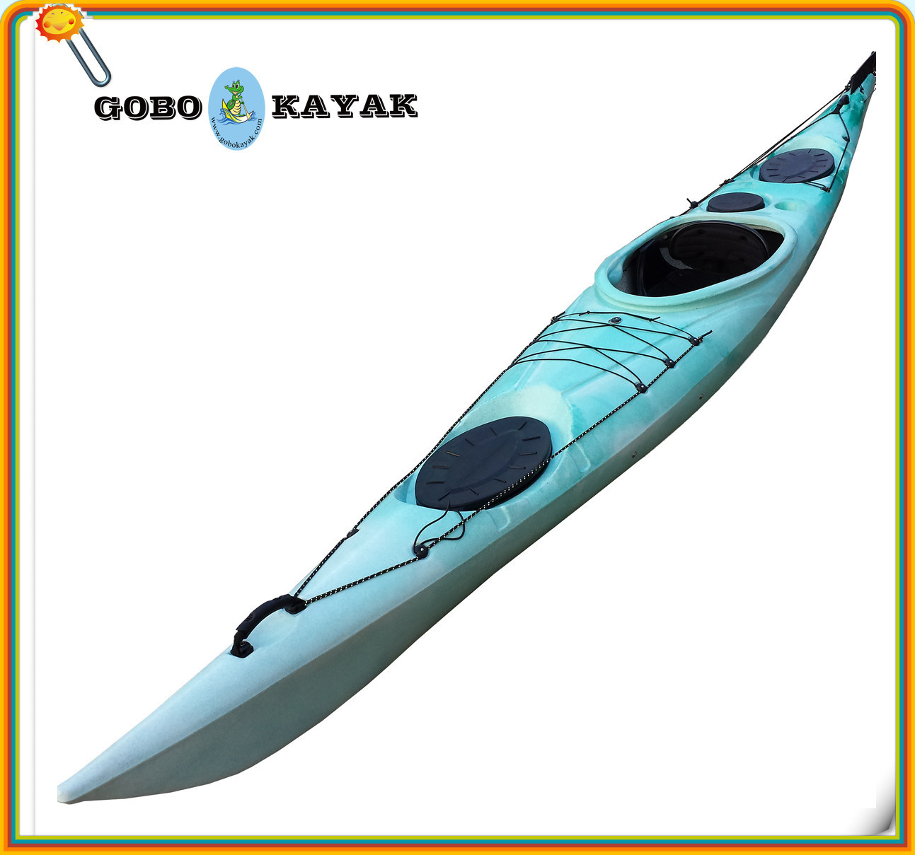 High Quality Sandwich Sea Kayak