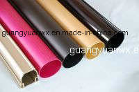 Powder Coated Paint Aluminium Extruded Tube/Pipe 6061 6063 for Furniture