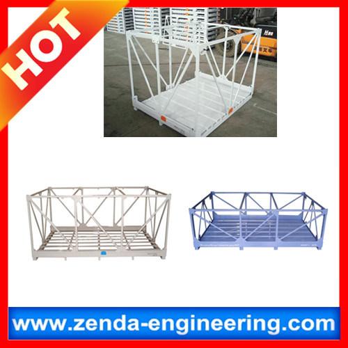 Metal Foldable Stillage / Steel Pallet / Cage Pallet