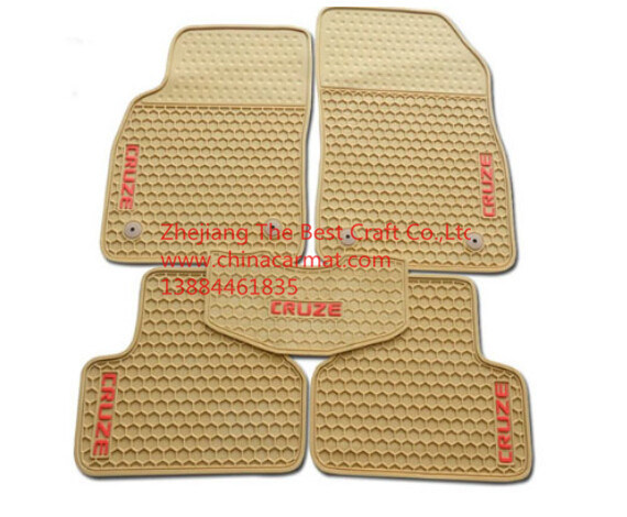 Rubber Floor Mats (BT1059)