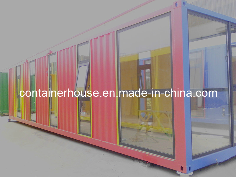 china 40 ft luxury container shop photos pictures made. Black Bedroom Furniture Sets. Home Design Ideas