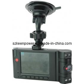 2.7 Inch TFT Display HD 720P 5.0MP Dual Camera Car DVR