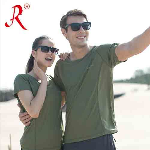 Summer Quick Dry and Breathable T-Shirt (QF-1804 men)