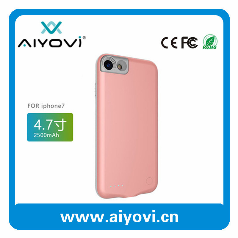 Amazon Hot Sale Factory Price Power Case Power Bank for iPhone 7