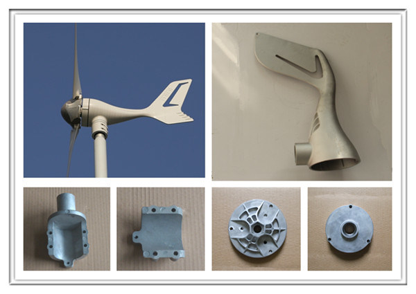 Home Use Wind Generator Components