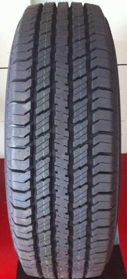 Passenger Car Tyres (Radial PCR tires, LT, SUV series)