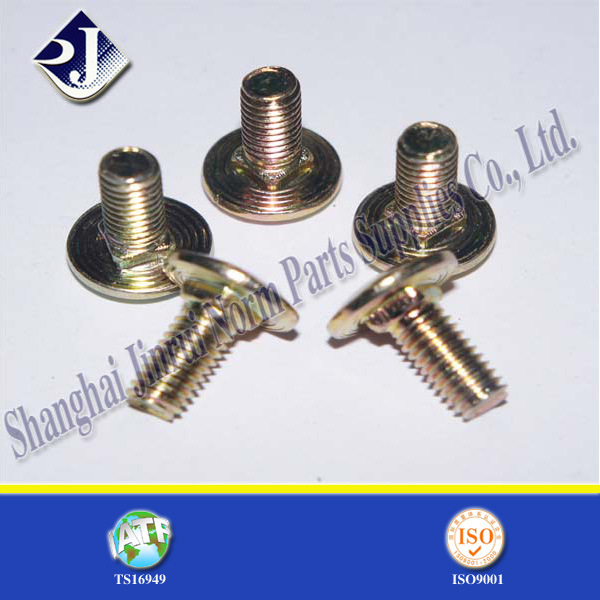 DIN603 Carriage Bolt