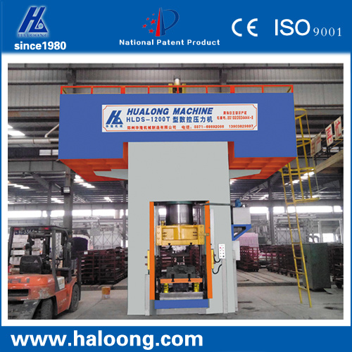 Automatic Power Saving Screw Press Machine for Fire Block