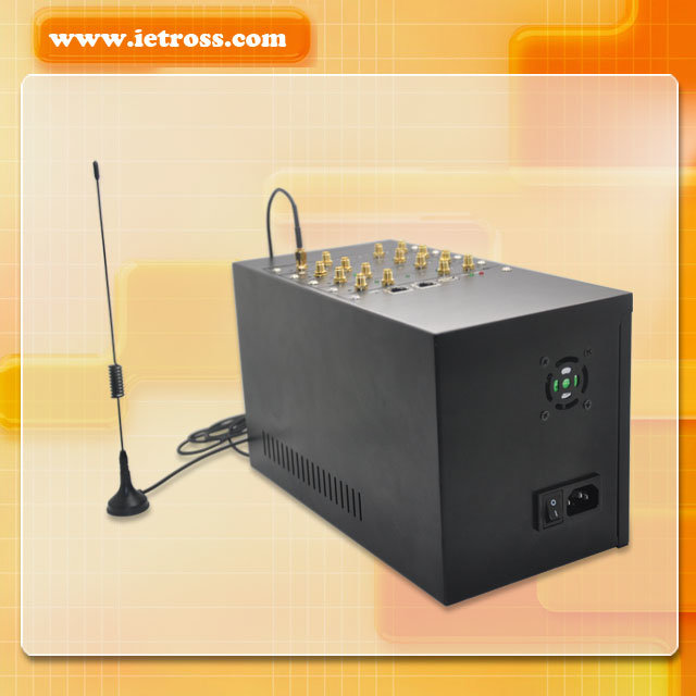 Best Voice Termination Solution! 16 Ports GSM Gateway, VoIP GSM Gateway, Support Ivr, Dtmf, Ussd, Acd