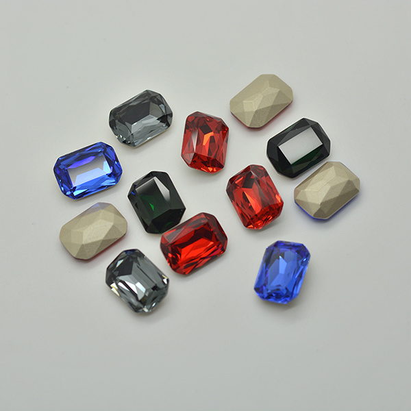 Crystal Gemstone Fancy Stone Bead for Jewelry Decoration