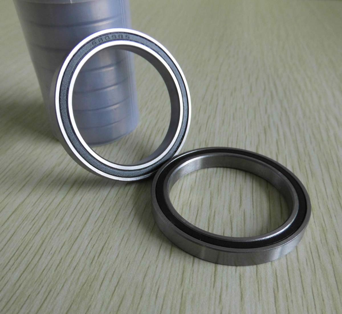 Wholesale 6911zz Thin Wall Section Deep Groove Ball Bearing