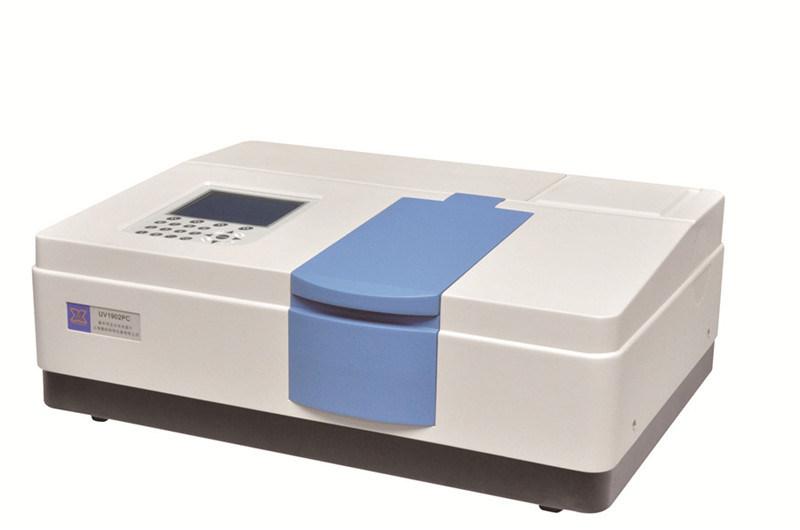 UV1902 High Quality Double Beam UV-Vis Spectrophotometer
