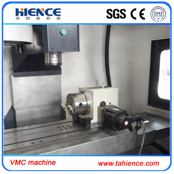 Small 3 Axis Metal Vertical CNC Milling Machine Vmc5030
