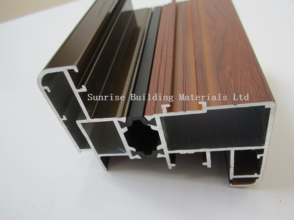 Aluminum Extrusion Profile for Construction/Industry