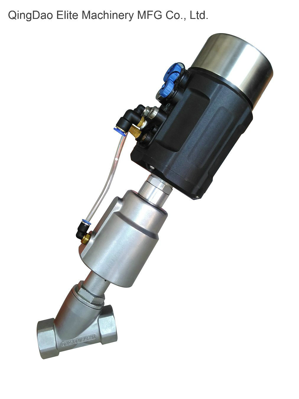 105 Inteligent Proportional Control Angle Valve