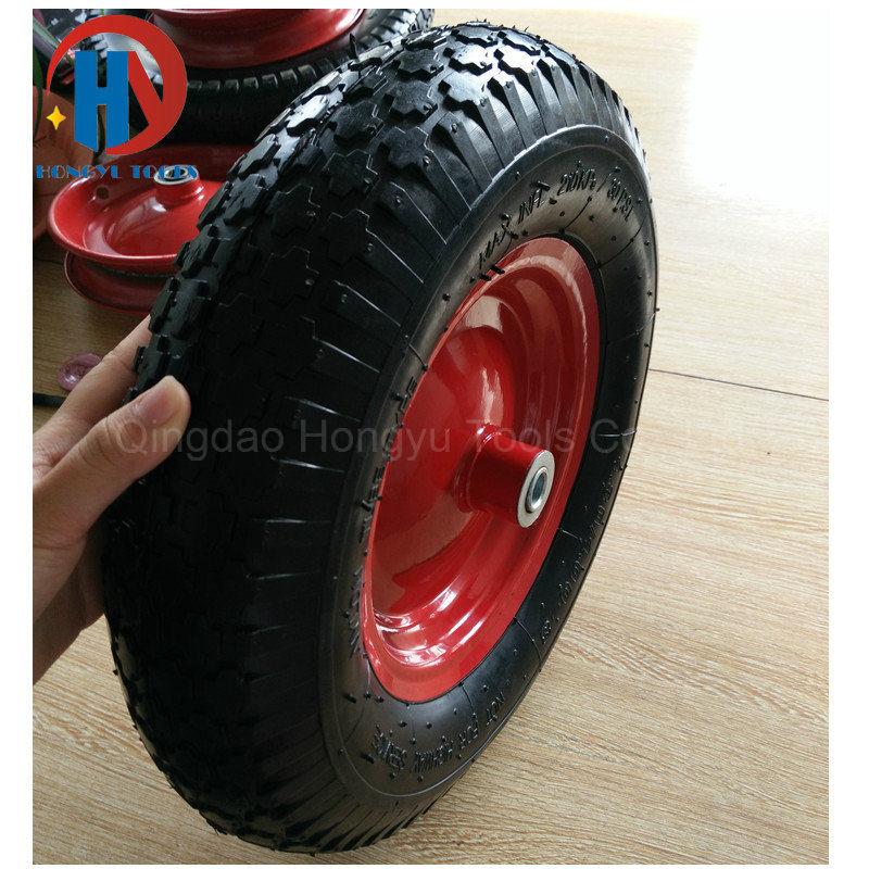 Pneumatic Rubber Wheel Tire/Tyre 4.80/4.00-8