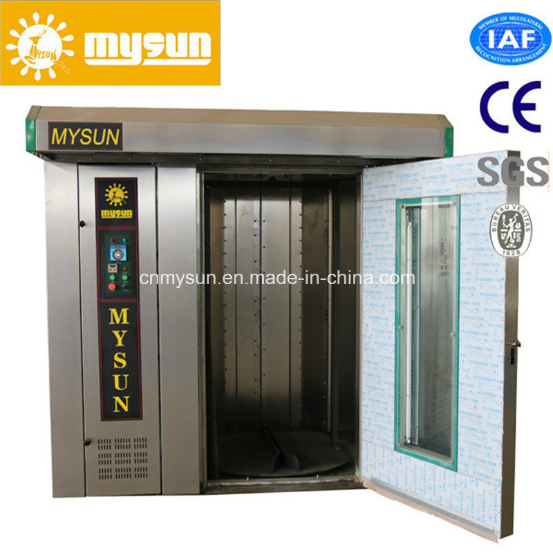 Mysun Industry Bread Rotary Rack Oven for Bread Bakery