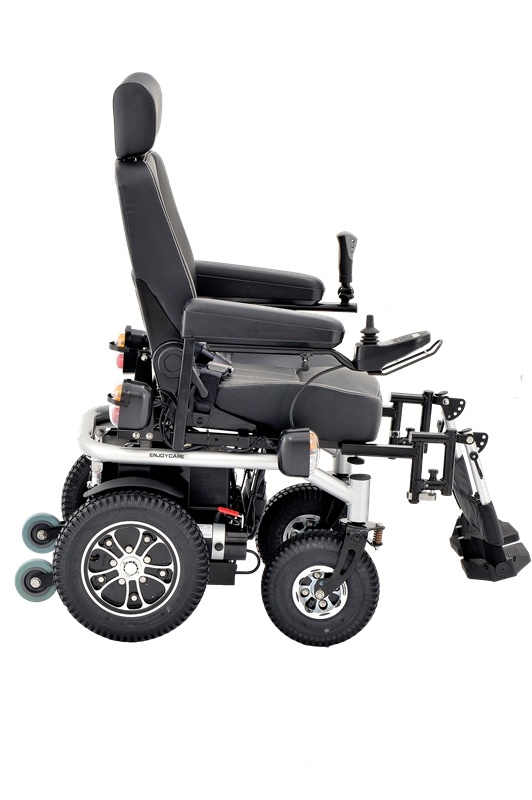 Electric Power Wheelchairs Yellow Color