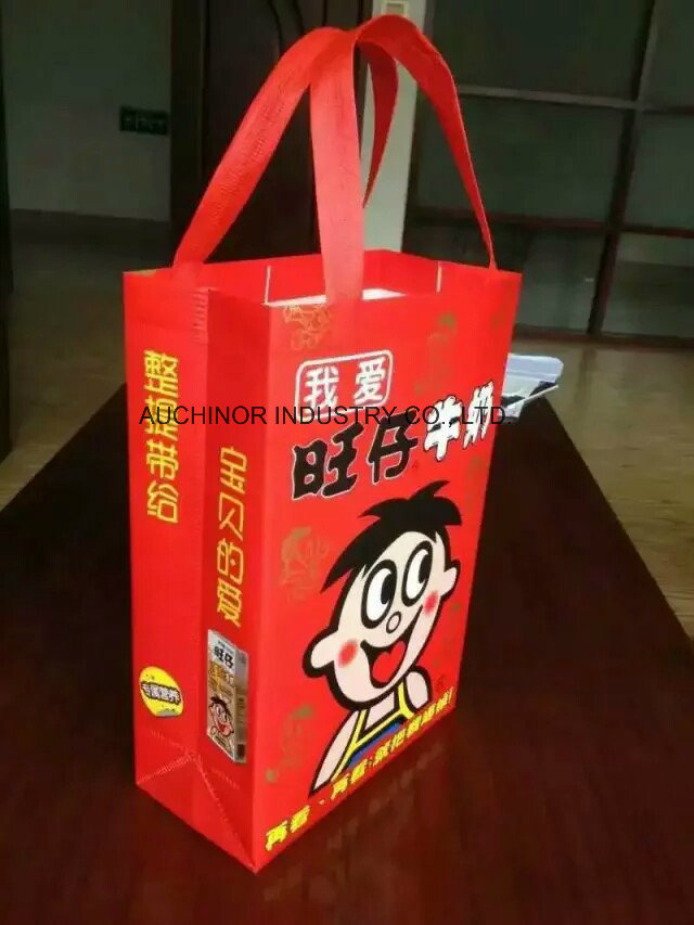 Laminated Printed Reusable Nonwoven Bag