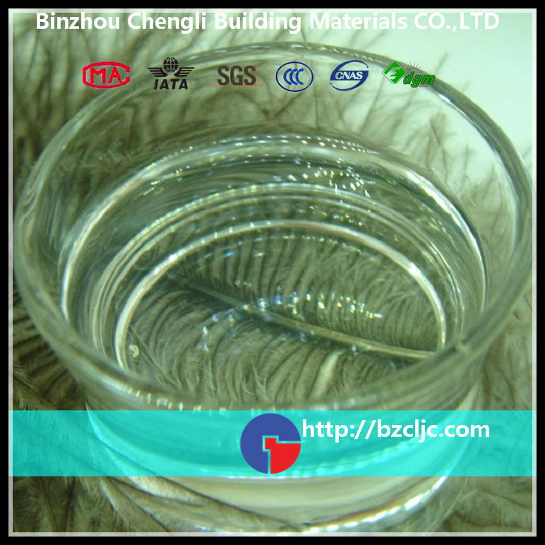Concrete Water Reducing Admixture Polycarboxylate Superplasticizer Chemical