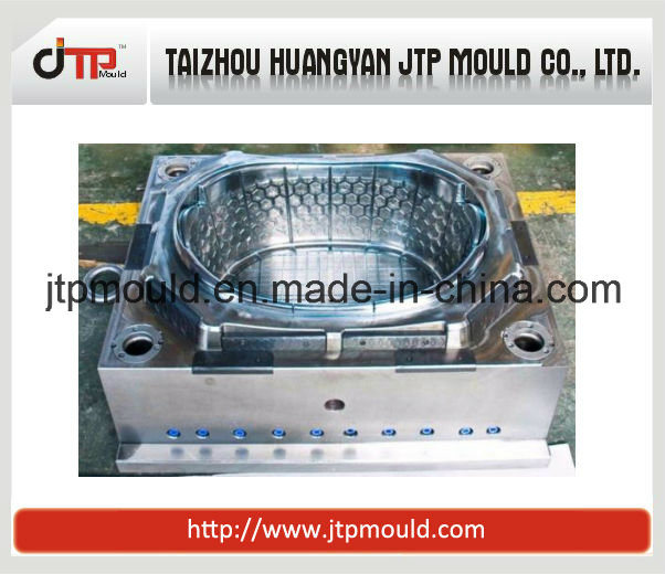 Oval Shape Plastic Basket Mould