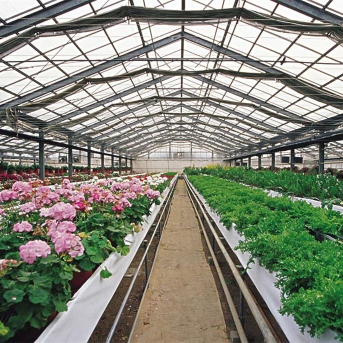 Venlo PC Greenhouse Fp108g40