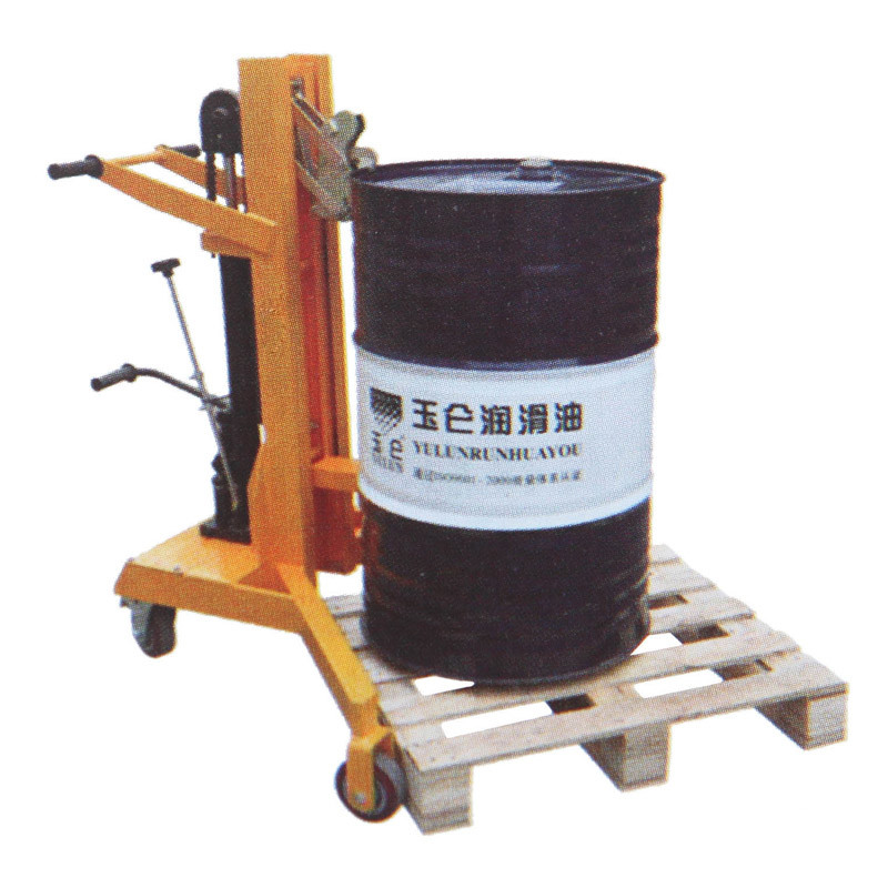 500kg Oil Drum Pallet Truck