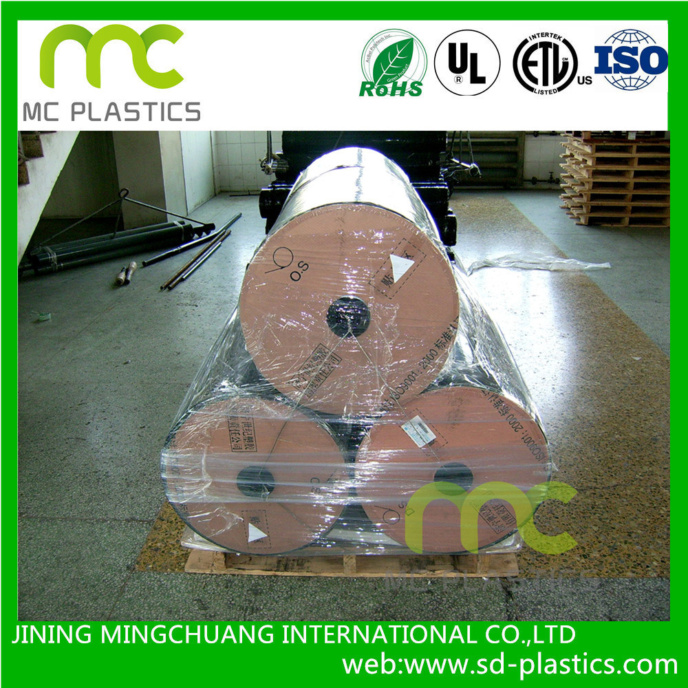 PVC Film for Insulation/Electrical Tape Meet UL, IEC60454