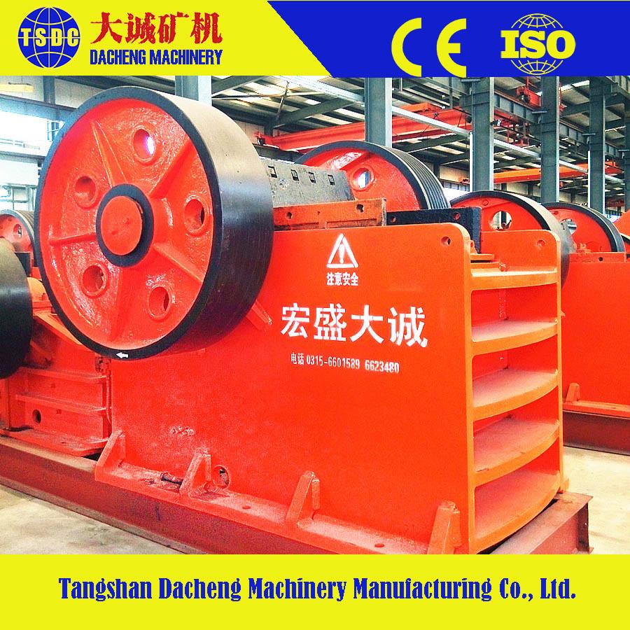 Ce Customizable Mining Machine Stone Jaw Crusher