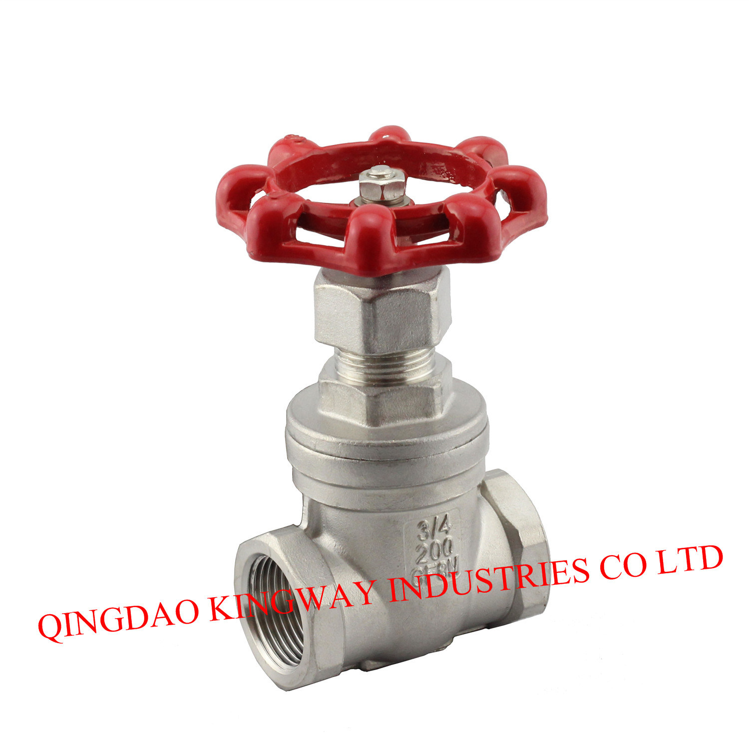 Stainless Steel Gate Valve with 200psi/Pn16