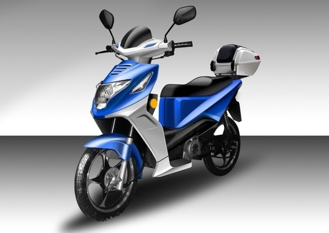 E-Scooter (KSE800-3)