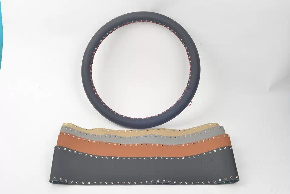 Hand Sewing Car Steering Wheel Covers