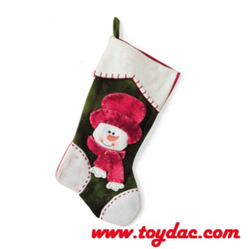 Stuffed Christmas Stocking Gift