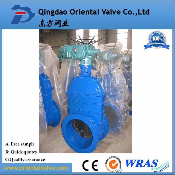 Awwa C515 200psi/300psi Dn1000 Ductile Iron Gate Valve