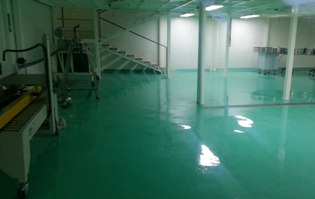 Maydos Non Solvent Base Epoxy Resin Concrete Flooring-Top Five Coating Supplier in China