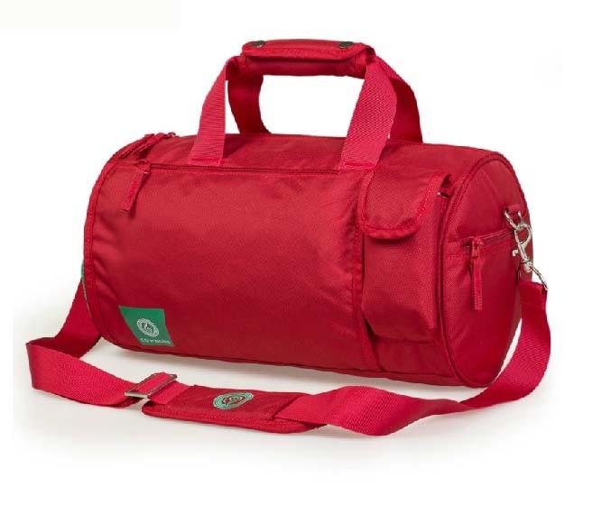 Nylon Women Fashional Sport Travel Duffel Bag (MS2125)