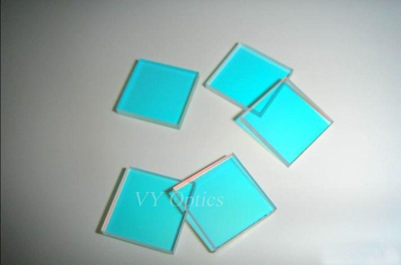 Supply Optical IR-Cut Blue Bandpass Filter for Digital Camera