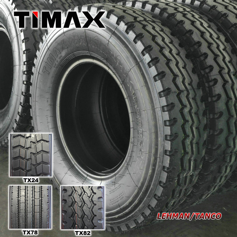 Timax Radial Truck Tyre, TBR (315/80r22.5)