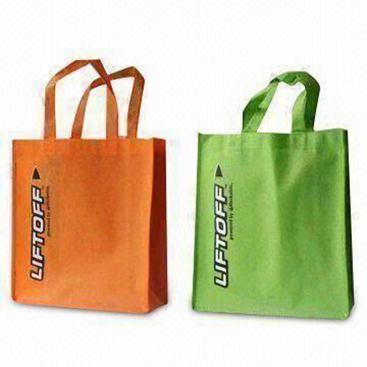 china printed shopping bags photos pictures made in. Black Bedroom Furniture Sets. Home Design Ideas