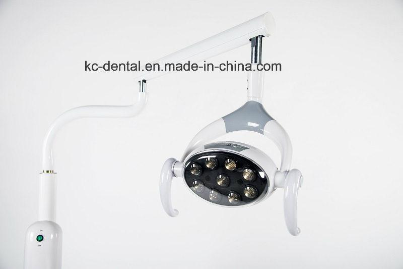 9 LEDs Dental Lamp Sensor Operation Lamp Design for Dental Chair