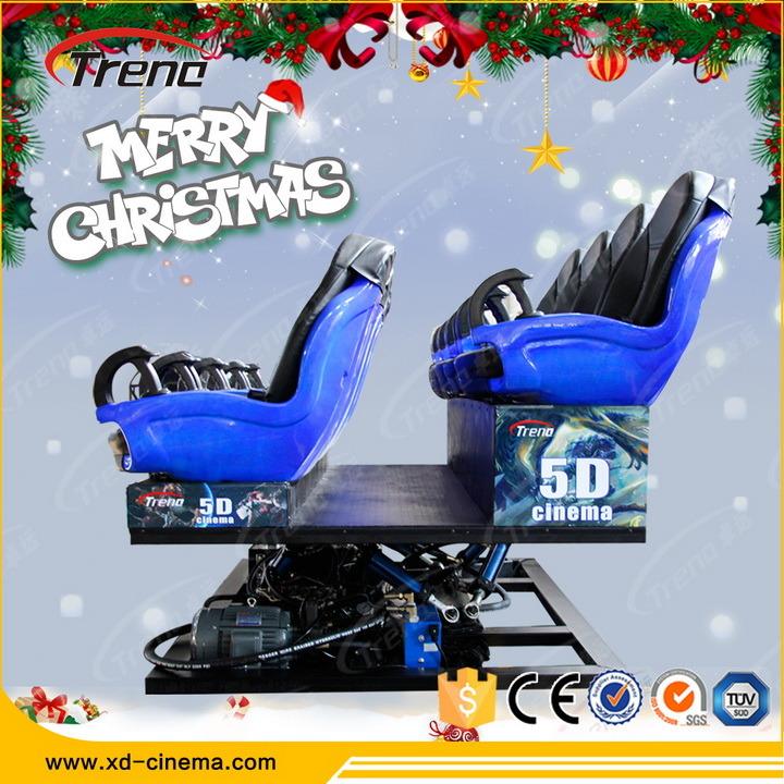 Popular Home Theme Park 3D 4D 5D 6D 7D Movie Cinema Theater Equipment