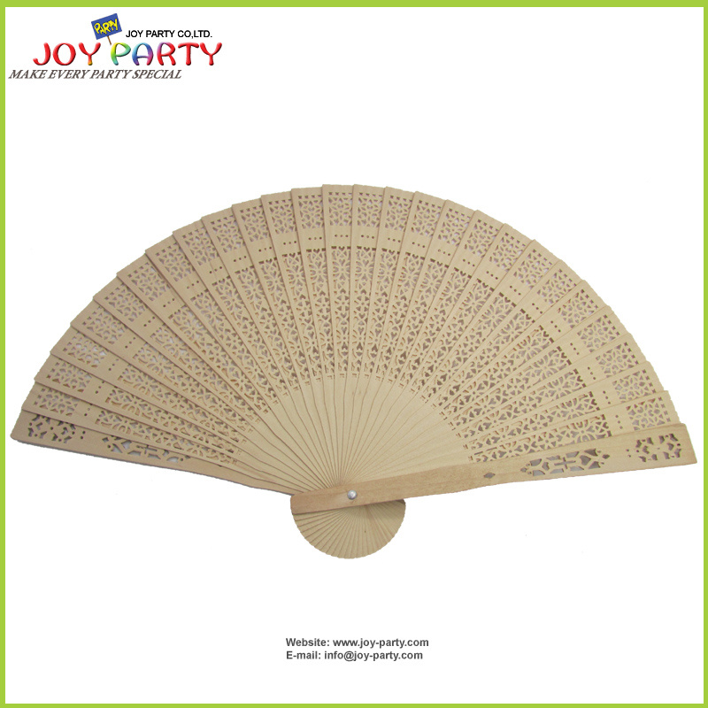 Promotional Gifts Wooden Hand Fan